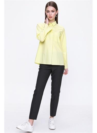 Aker Bluz Sarı